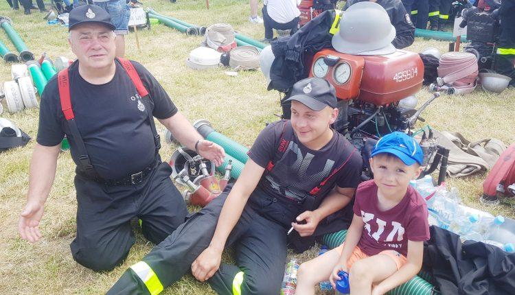 Strażacy rywalizowali w Zastawiu