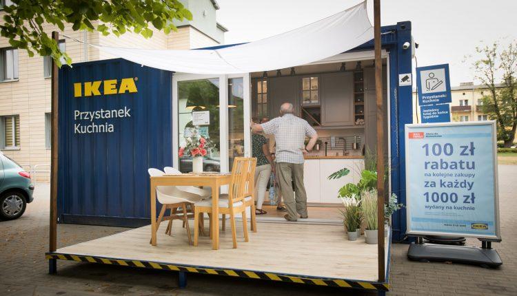 IKEA czeka na mieszkańców
