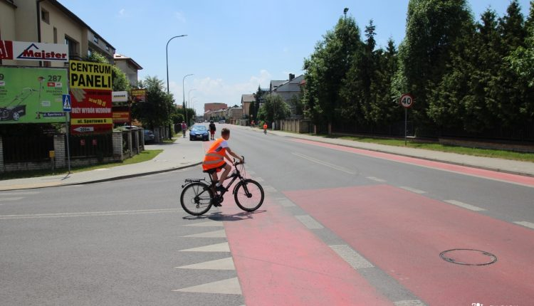 Edukują rowerzystów