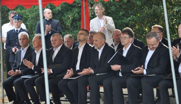 76. rocznica pacyfikacji Majdanu Starego