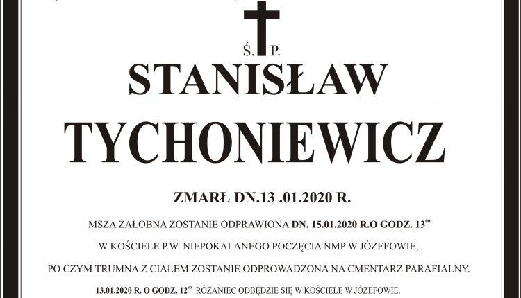 Ś.P. TYCHONIEWICZ