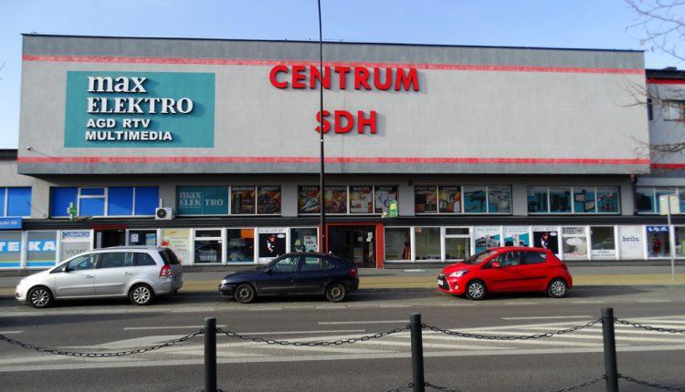 Centrum SDH
