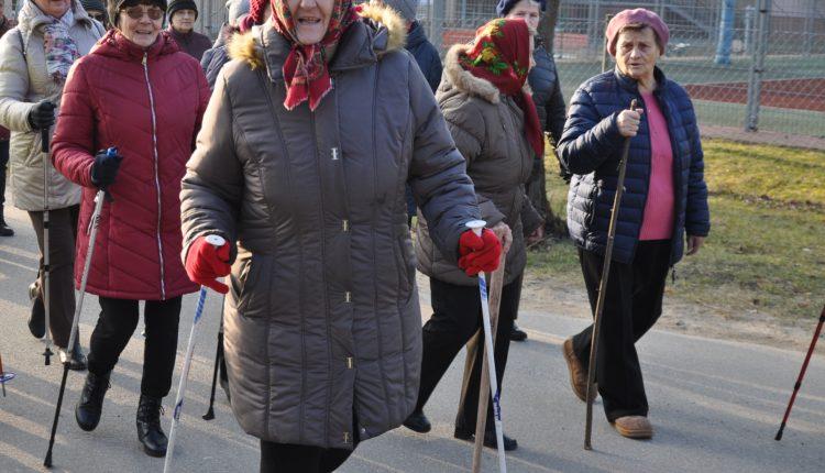 Seniorki dbają o kondycję
