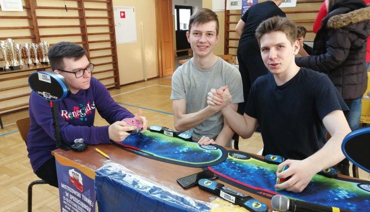 Mistrzostwa w Speedcubingu (film)