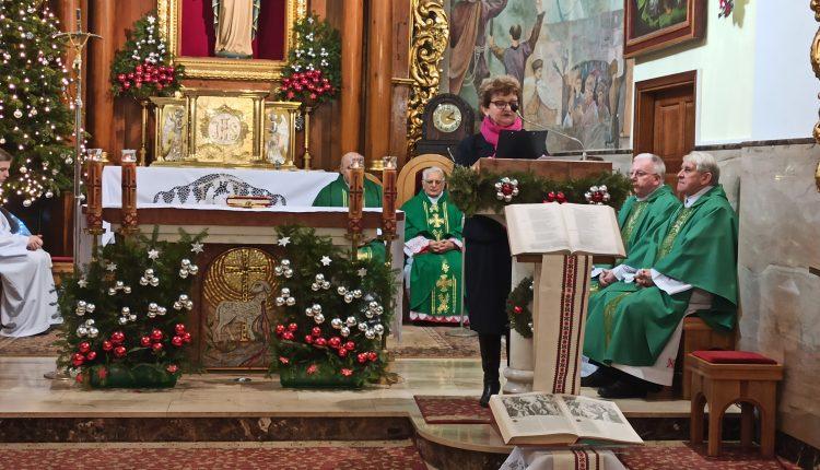 Diecezjalne spotkanie opłatkowe Rodziny Radia Maryja