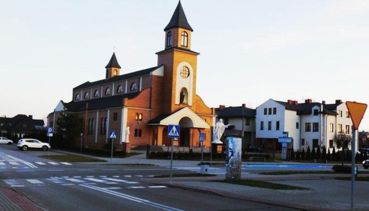 Kościół Jana Pawła II 1