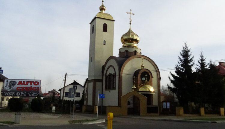 Kościół Prawosławny, Cerkiew (2)