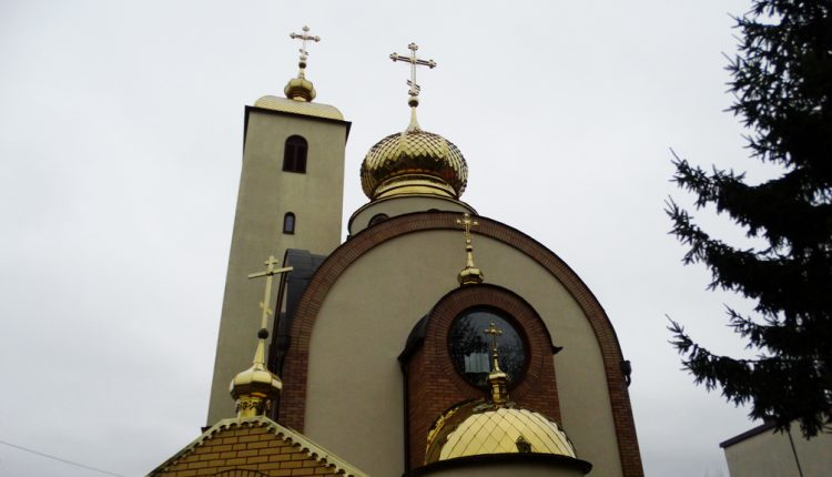 Kościół Prawosławny, Cerkiew