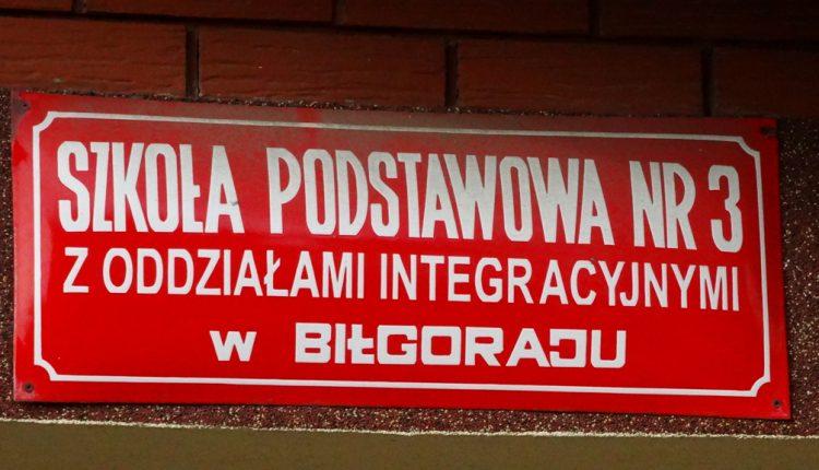 Szkoła Podstawowa Nr 3 z Oddz. Integracyjnymi w Biłgoraju (3)