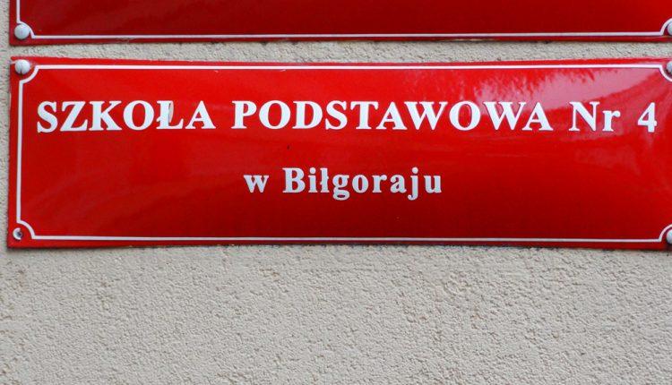 Zespół Szkół Leśnych w Biłgoraju, Szkoła Podstawowa nr 4 (7)