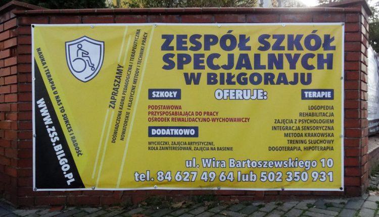 Zespół Szkół Specjalnych w Biłgoraju (1)