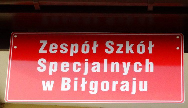 Zespół Szkół Specjalnych w Biłgoraju (7)
