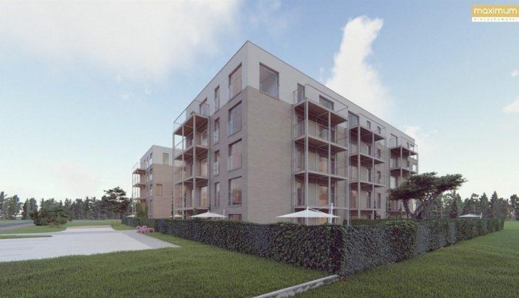 Przy Andersa powstaną nowe mieszkania