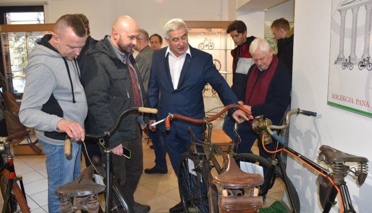 Historia i rowery kołem się toczą