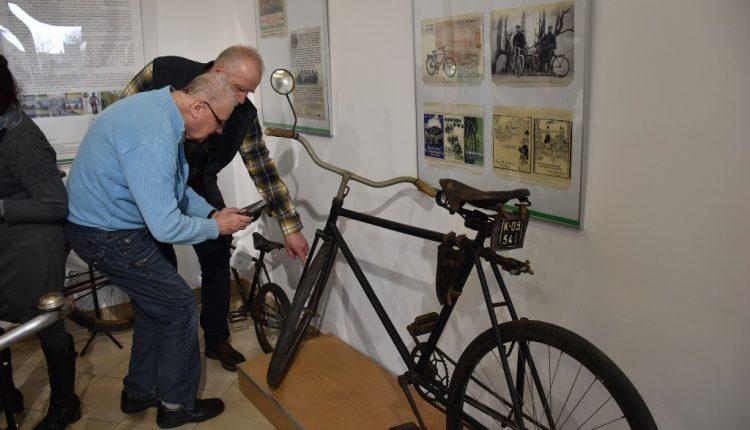 Historia i rowery kołem się toczą (audio)
