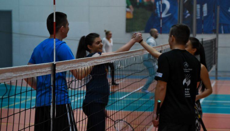 Walentynkowy Badminton (FILM)