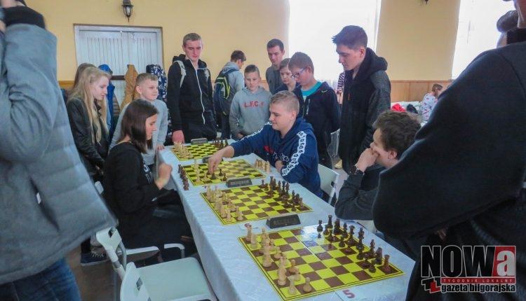 XIX Mistrzostwa Powiatu Biłgorajskiego w Szachach