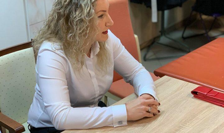 Tworzymy struktury Biedronia – mówi Monika Pawłowska
