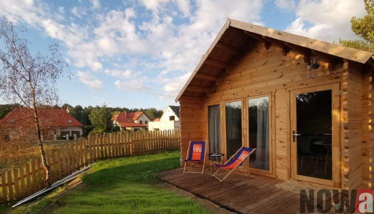 Nowoczesne domki ogrodowe - Eko Architektura