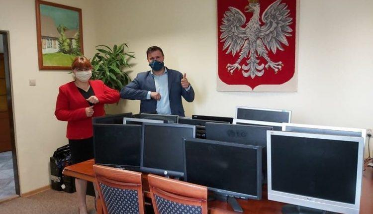 Komputery we Frampolu