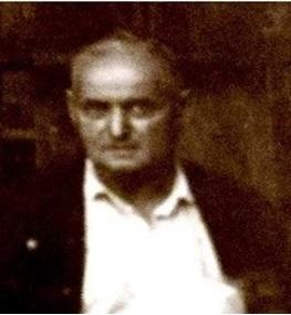 Józef Pieczonka z Lipin Dolnych – jedyna fotografia filantropa biłgorajskiego z czasów PRL-u Foto. T. Dobrowolska