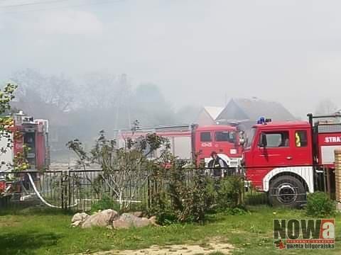 Pożar w Potoku Górnym (2 of 3)