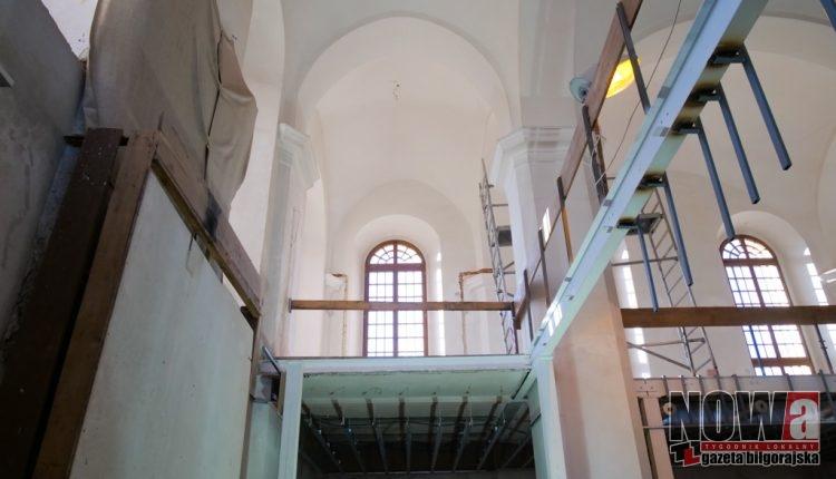 tarnogród synagoga Bibilotek (11 of 12)