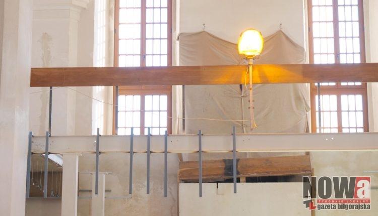 tarnogród synagoga Bibilotek (4 of 12)