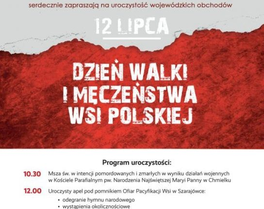 plakat Łukowa