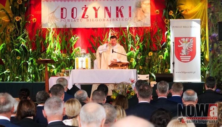 Dożynki Biszcza Powiatowe 2021 (116 of 163)
