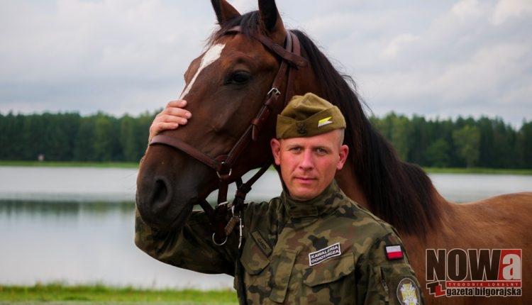 Konie ułani Biszcza Wojsko (6 of 6)