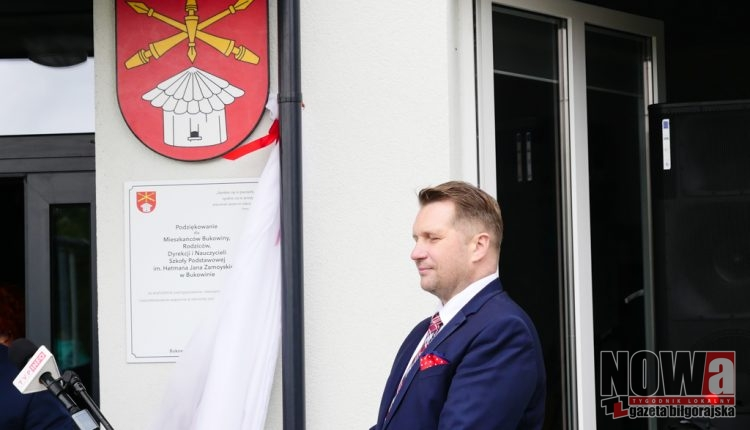 Bukowina Minister Czarnek Szkoła (61 of 66)