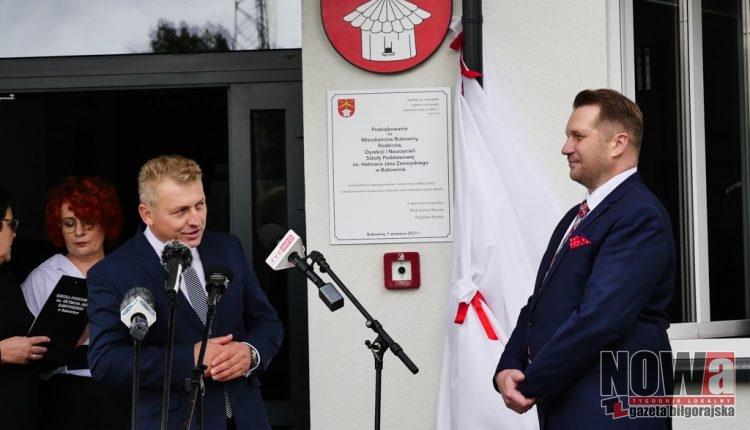 Bukowina Minister Czarnek Szkoła (62 of 66)