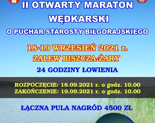 Maraton wędkarski