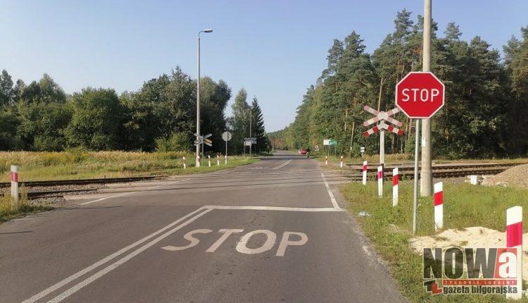 Przejazd kolejowy ul Straceń Biłgoraj (1)