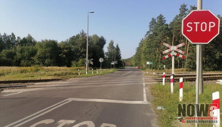 Przejazd kolejowy ul Straceń Biłgoraj (10)