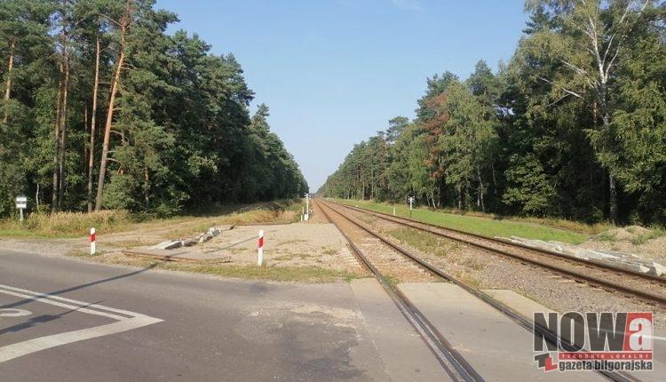 Przejazd kolejowy ul Straceń Biłgoraj (11)