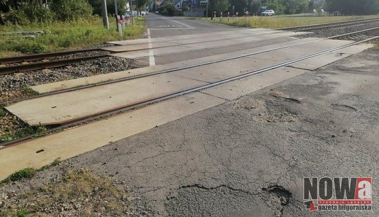 Przejazd kolejowy ul Straceń Biłgoraj (12)