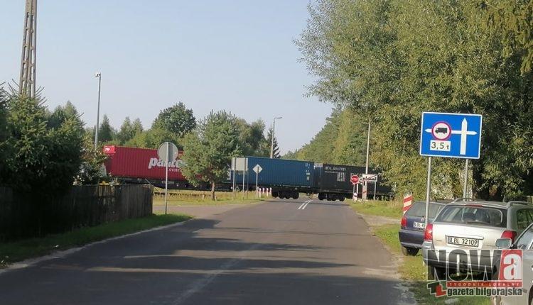 Przejazd kolejowy ul Straceń Biłgoraj (13)