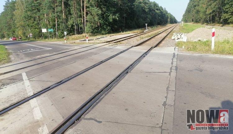 Przejazd kolejowy ul Straceń Biłgoraj (3)