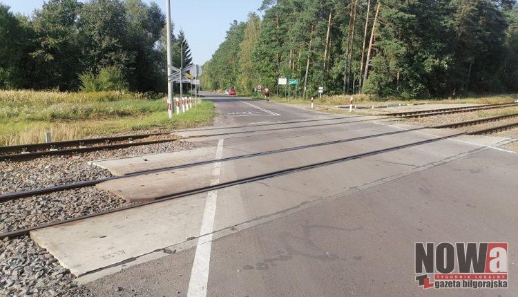 Przejazd kolejowy ul Straceń Biłgoraj (4)