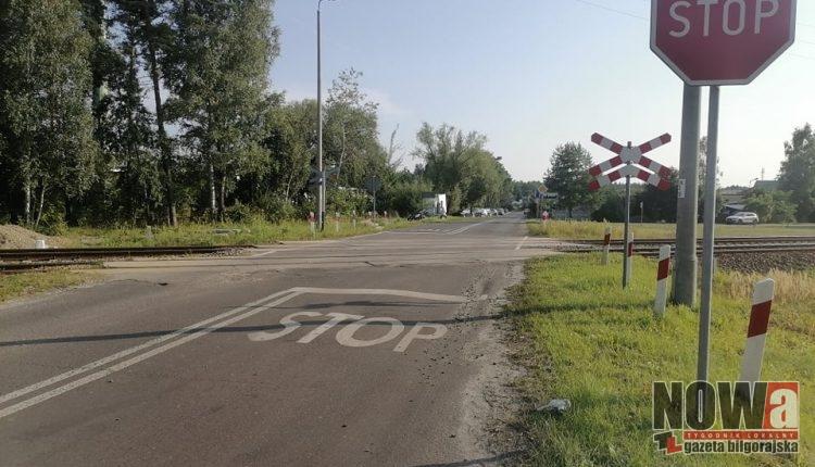 Przejazd kolejowy ul Straceń Biłgoraj (5)