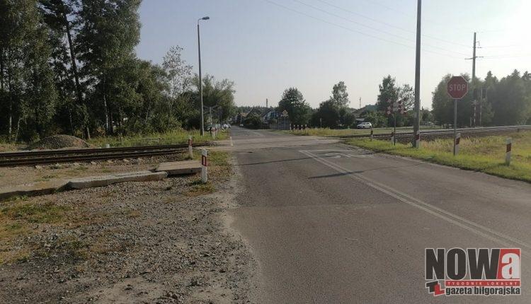 Przejazd kolejowy ul Straceń Biłgoraj (6)