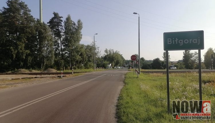 Przejazd kolejowy ul Straceń Biłgoraj (7)