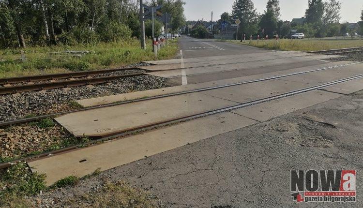 Przejazd kolejowy ul Straceń Biłgoraj (8)