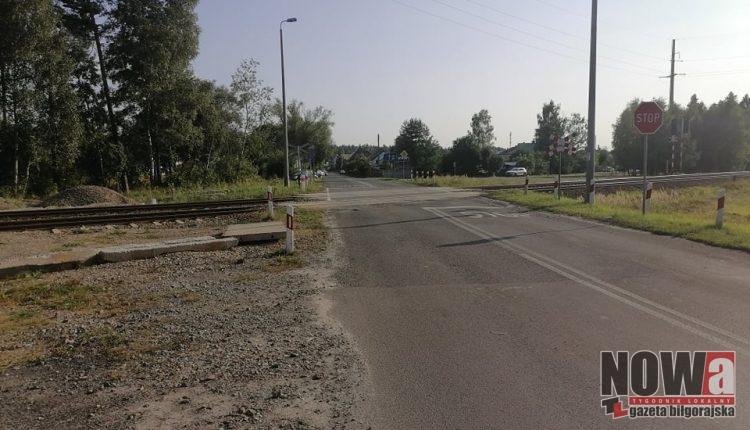 Przejazd kolejowy ul Straceń Biłgoraj (9)