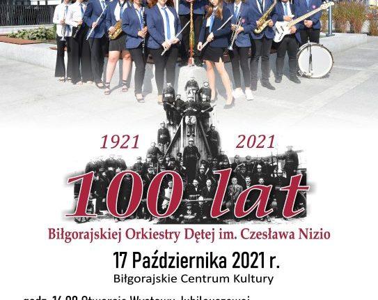 100-lecie Orkiestry PLAKAT
