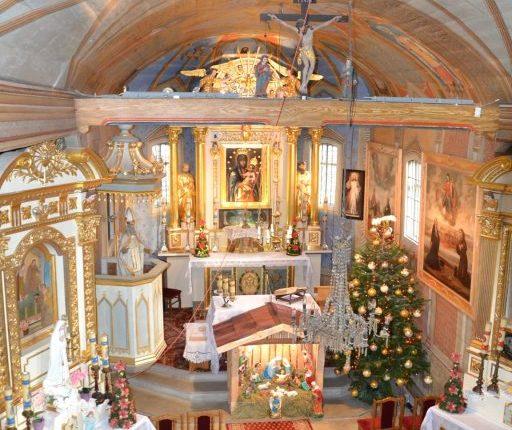 Kościółek w Bukowinie (10)