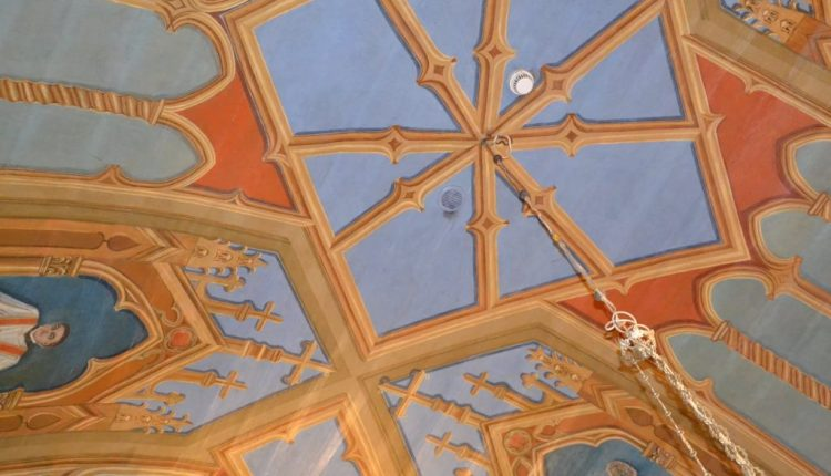 Kościółek w Bukowinie (2)