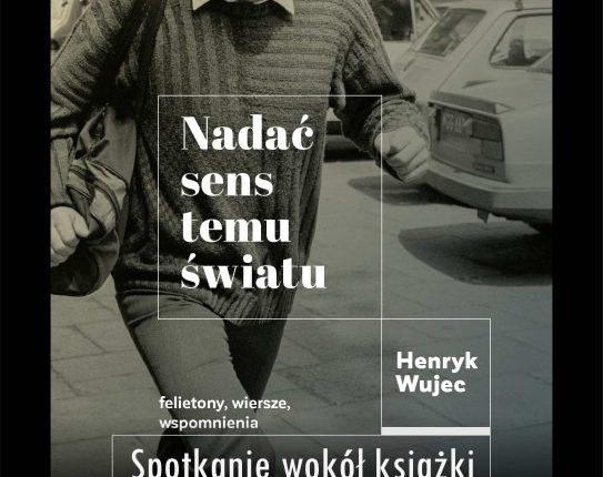 Nadać wokół książki H.Wujec-min